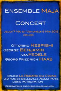 Affiche-Maja-concert-7-et-8-mai-2015